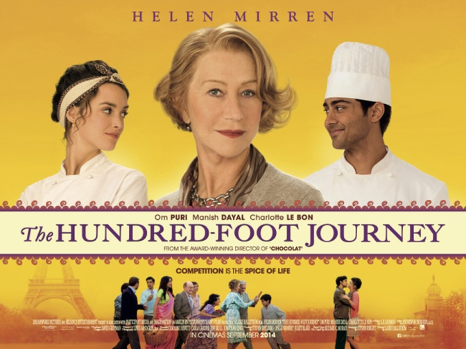 At the movies: The hundred-foot journey