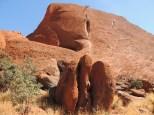 Uluru up close & personal